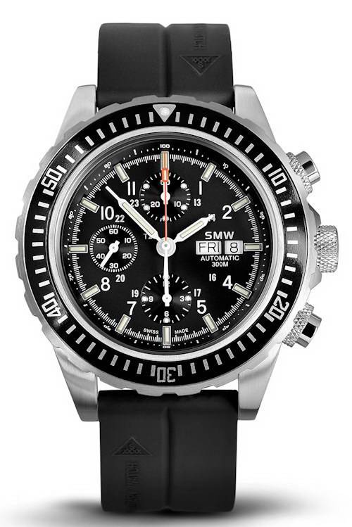 Фото часов Мужские часы Swiss Military Watch SMW Chrono Valjoux 7750 SMW.M7.36.C1G