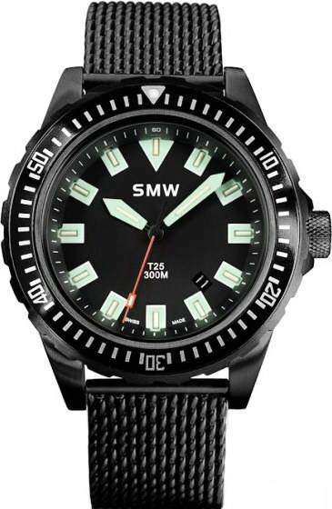 Фото часов Swiss Military Watch SMW Q7 Diver SMW.Q7.4N.11G