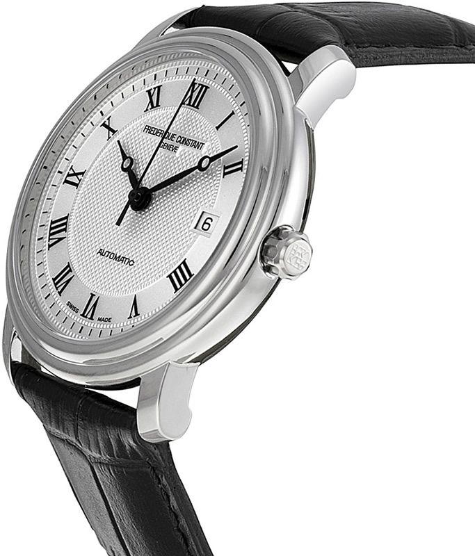 """> >> на официальном сайте магазина """"швейцарский стиль"""" вы можете купить мужские механические наручные часы frederique constant с доставкой в санкт-петербурге."""