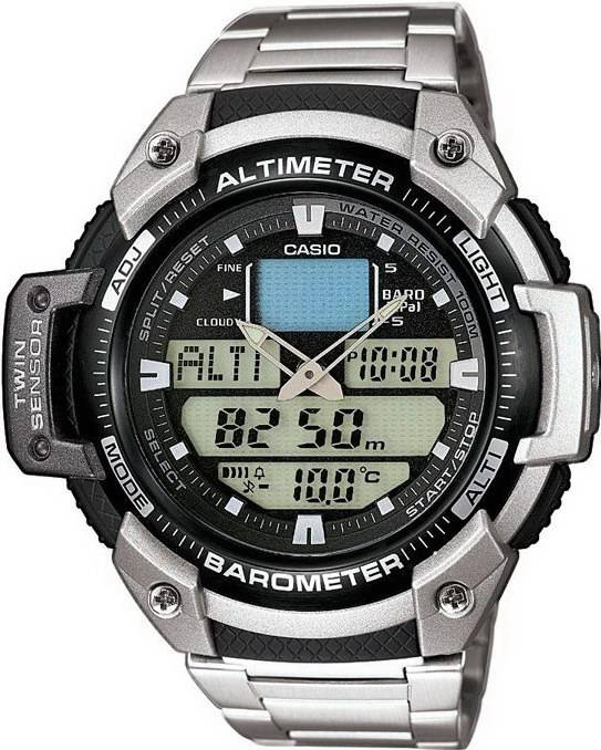 Фото часов Casio SGW-400HD-1B