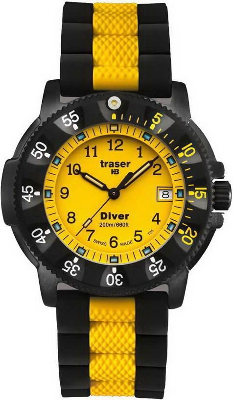 Наручные часы Traser - svstimeru