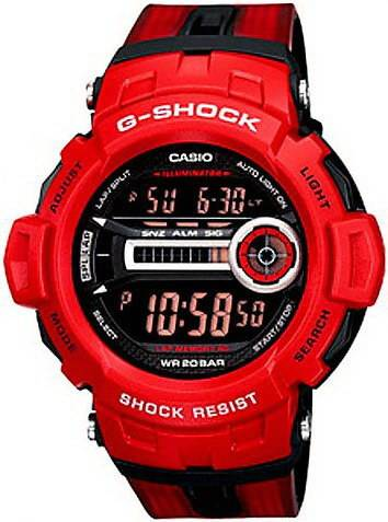 Фото часов Casio GD-200-4E