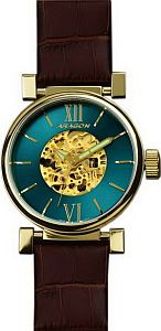 Aragon IP Gold M Collection Skeleton A073BLU Наручные часы