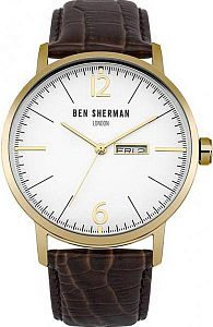 Ben Sherman Big Portobello Professional WB046TG Наручные часы