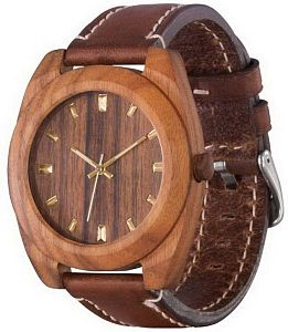 AA Wooden Watches Classic Rosewood S3 Brown Наручные часы