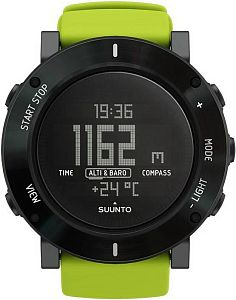 Suunto Core Lime Crush SS020693000 Наручные часы