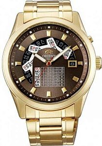 Orient Wide Calendar CFX01001TH Наручные часы