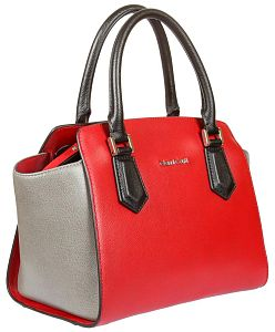 Сумка Gianni Conti 2153202 red-grey Сумки
