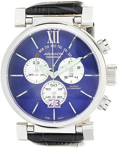 Aragon M Collection A071BLU Наручные часы