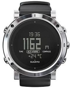 Suunto Core Brushed Steel SS020339000 Наручные часы